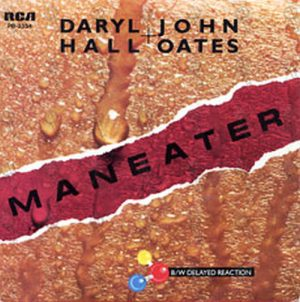 HALL & OATES - Maneater - 1