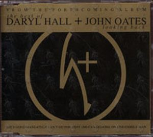 HALL & OATES - Selections Fromt The Forthcoming Album: The Best Of Daryl Hall & John Oates - 1