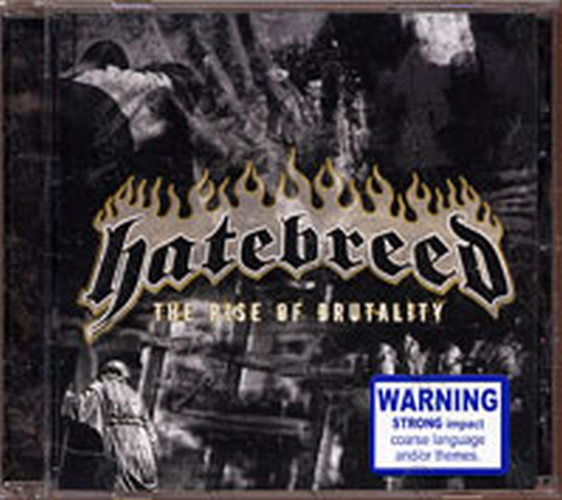 HATEBREED - The Rise Of Brutality - 1