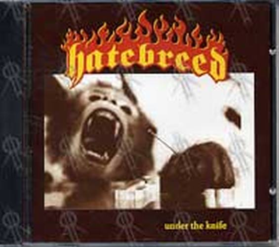 HATEBREED - Under The Knife - 1