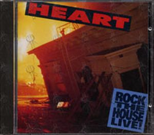HEART - Rock The House - Live! - 1