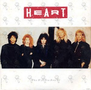 HEART - Who Will You Run To - 1