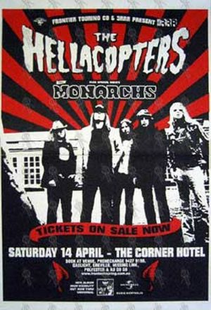 HELLACOPTERS-- THE - 'Corner Hotel