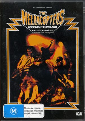 HELLACOPTERS-- THE - Goodnight Cleveland - 1