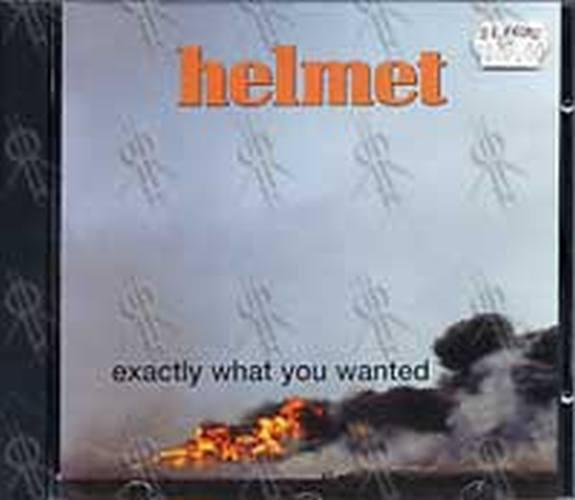 HELMET - Exactly What You Wanted - 1