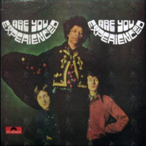 HENDRIX-- JIMI - Are You Experienced - 1