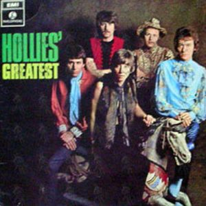HOLLIES-- THE - Greatest - 1