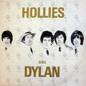 HOLLIES-- THE - The Hollies Sing Dylan - 1