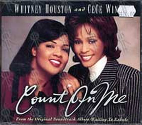 HOUSTON-- WHITNEY - Count On Me (With CeCe Winans) - 1