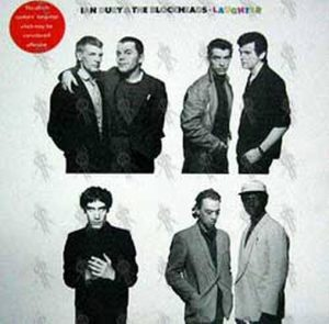 IAN DURY AND THE BLOCKHEADS - Laughter - 1