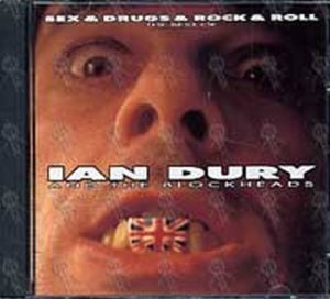 IAN DURY AND THE BLOCKHEADS - Sex & Drugs & Rock & Roll (The Best Of) - 1