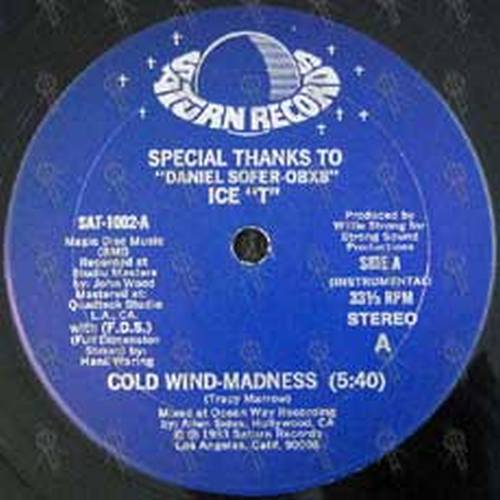 ICE T - Cold Wind-Madness - 2