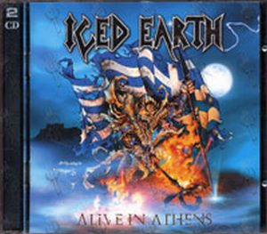 ICED EARTH - Alive In Athens - 1