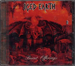 ICED EARTH - Burnt Offerings - 1