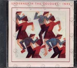 INXS - Underneath The Colours - 1