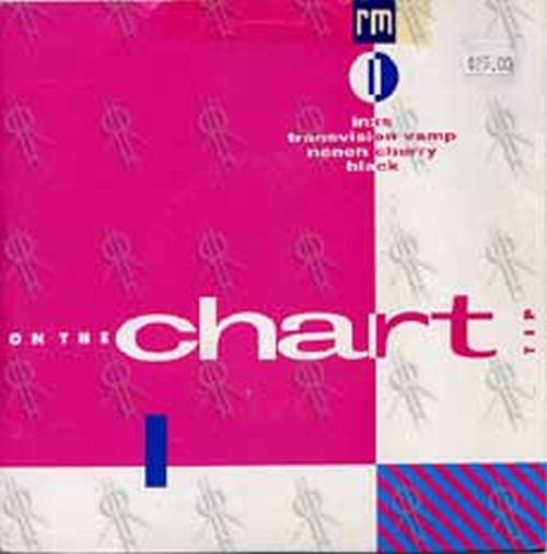 INXS|TRANSVISION VAMP|NENEH CHERRY|BLACK - On The Chart Tip - 1
