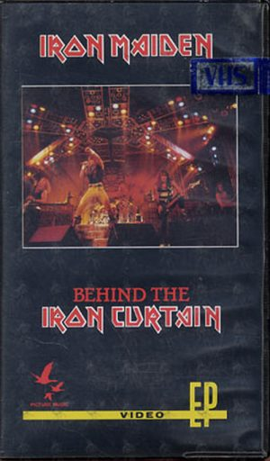 IRON MAIDEN - Behind The Iron Curtain - 1