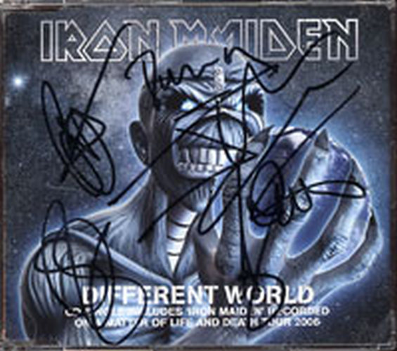 IRON MAIDEN - Different World - 3