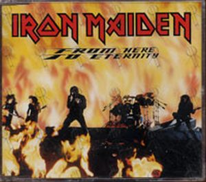 IRON MAIDEN - From Here To Eternity - 1