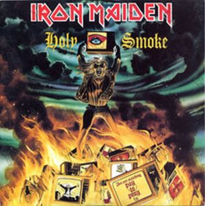 IRON MAIDEN - Holy Smoke - 1