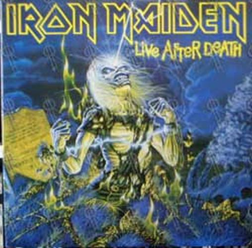IRON MAIDEN - Live After Death - 1