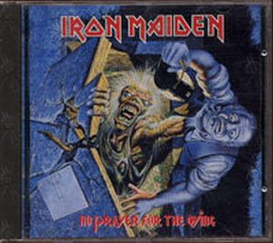 IRON MAIDEN - No Prayer For The Dying - 1