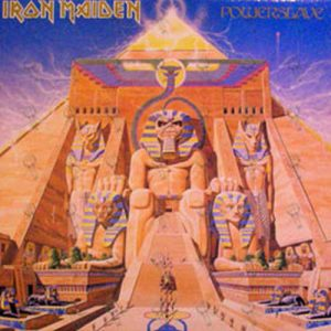 IRON MAIDEN - Powerslave - 1