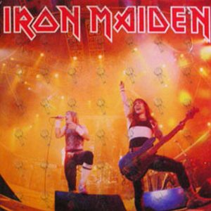 IRON MAIDEN - Running Free - 1