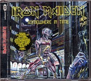 IRON MAIDEN - Somewhere In Time - 1