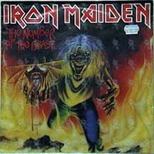 IRON MAIDEN - The Number Of The Beast - 1