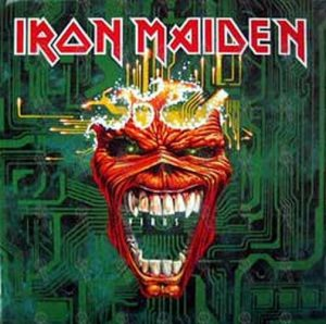IRON MAIDEN - Virus - 1