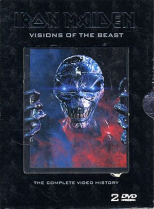 IRON MAIDEN - Visions Of The Beast - 1