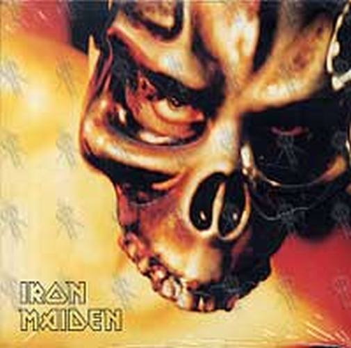 IRON MAIDEN - Wildest Dreams - 1
