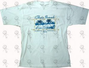 ISAAK-- CHRIS - White 'Always Got Tonight 2002' Australia Tour T-Shirt - 1