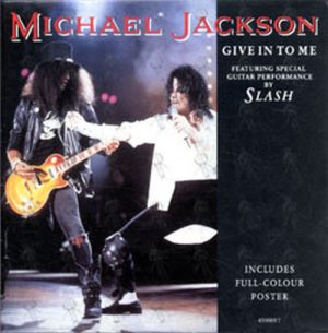 JACKSON-- MICHAEL - Give In To Me - 1