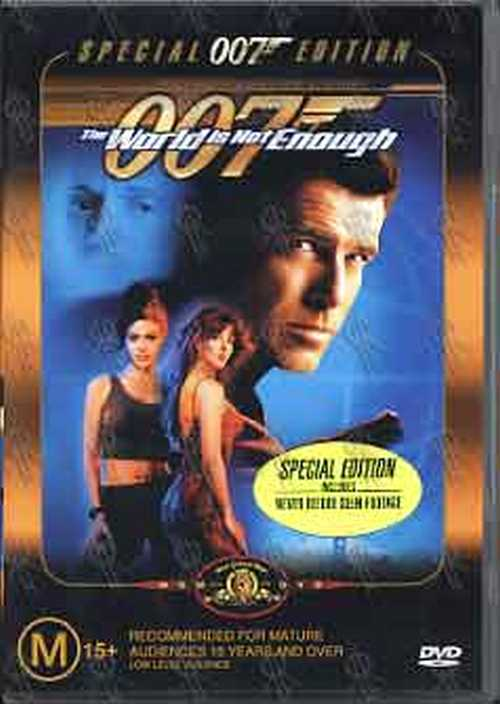 JAMES BOND - The World Is Not Enough - 1