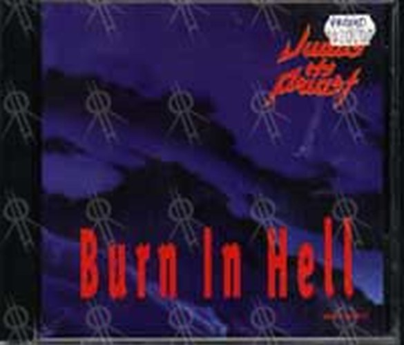 JUDAS PRIEST - Burn In Hell - 1