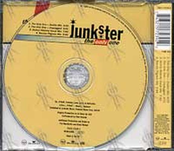 JUNKSTER - The Only One - 2