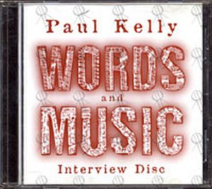 KELLY-- PAUL - Words & Music Interview Disc - 1