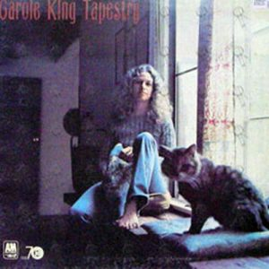KING-- CAROLE - Tapestry - 1