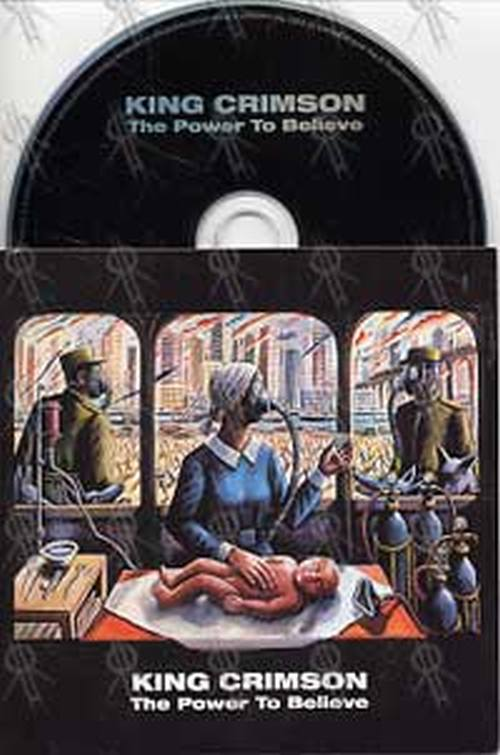 KING CRIMSON - The Power To Believe - 1
