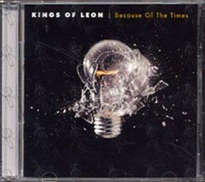 KINGS OF LEON - Because Of The Times - 1