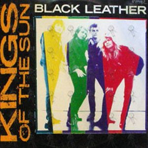 KINGS OF THE SUN - Black Leather - 1