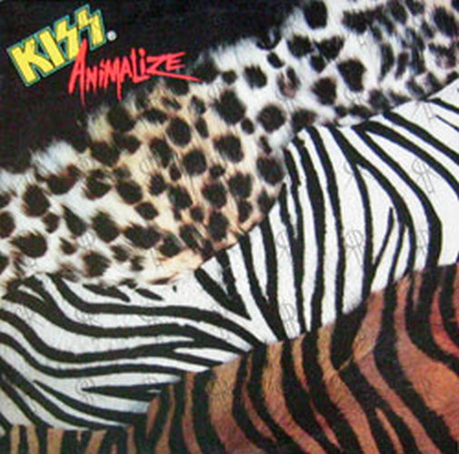 KISS - Animalize - 1
