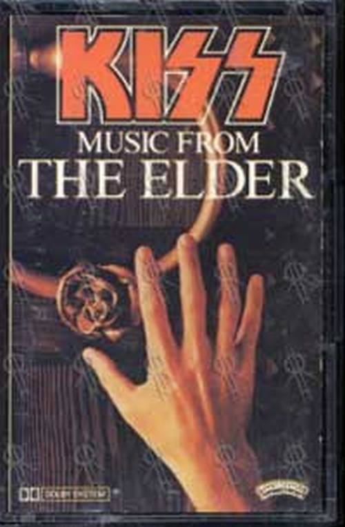KISS - Music From The Elder - 1