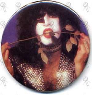 KISS - Paul Stanley 'Branch' Image Badge - 1