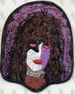 KISS - 'Paul Stanley' Embroidered Patch - 1