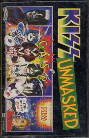 KISS - Unmasked - 1