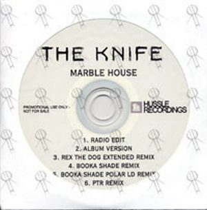 KNIFE-- THE - Marble House - 1