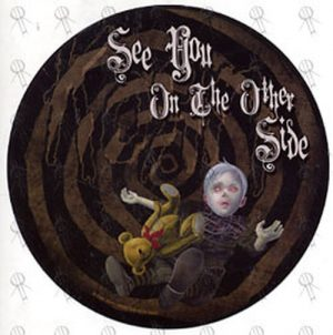 KORN - 'See You On The Otherside' Sticker - 1